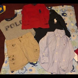 Brand name clothing polo Ralph Lauren size 2t/3t